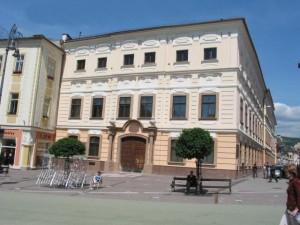 Biskupský palác_
