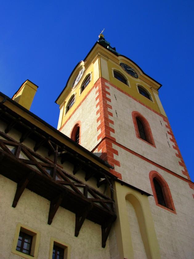 Veža Mestského hradu