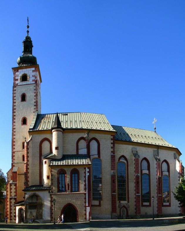 kostol nanebovzdania