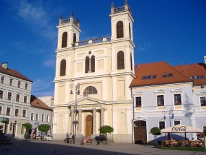 kostol xaversky