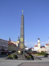 obelisk namestie