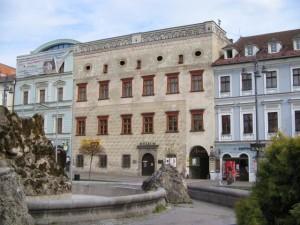 obr Thurzov dom